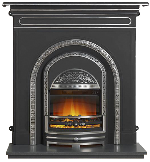 ashbourne electric combination polished