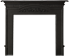 harton black cast mantel
