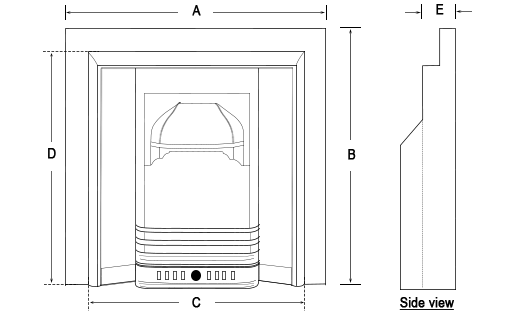 tiled insert diagram