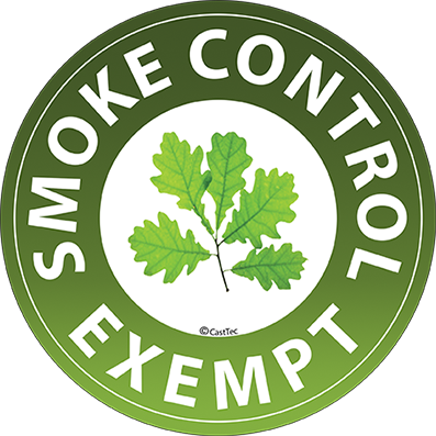 smoke control exempt logo