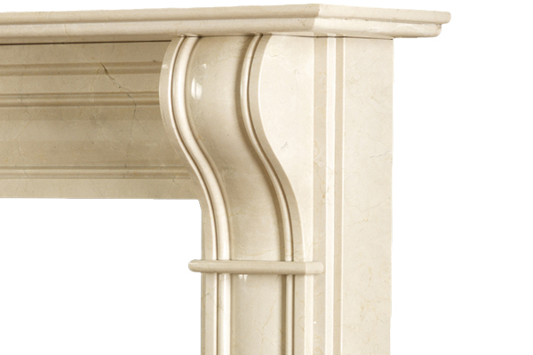 pure-marble durham corbel